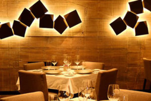 Gourmet Restaurant Zazu in Quito