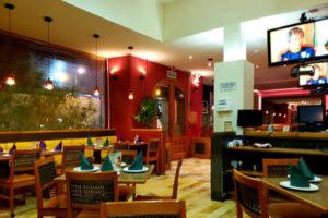 Ecuadorianisches Essen in Quito