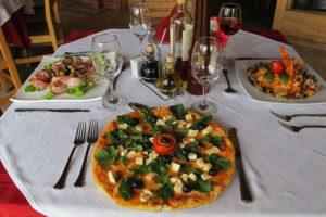 Italinischen Essen in Quito