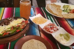 Mexikanisches Essen in Quito